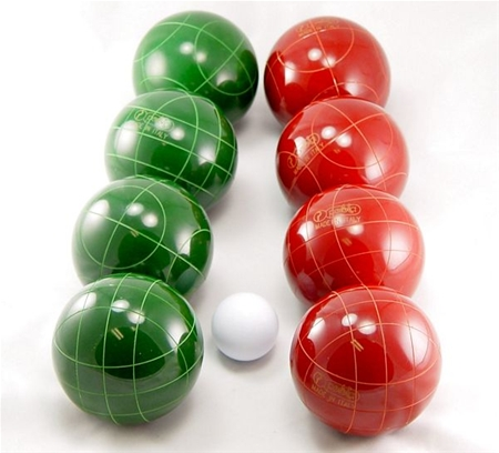 2015 Bocce Starting Brackets Posted