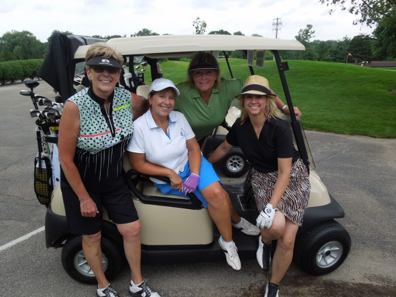 2014 WIO Winning foursome