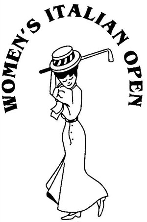 Women's Italian Open 2019 Golf Invitation
